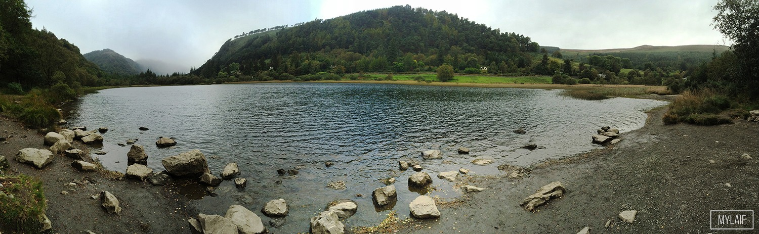 Lower lake Wicklow