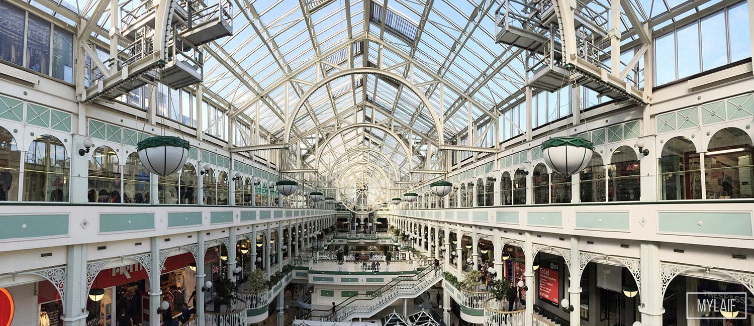 Stephens Green Shopping Centre Dublin